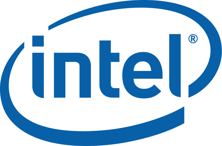 The Intel Logo