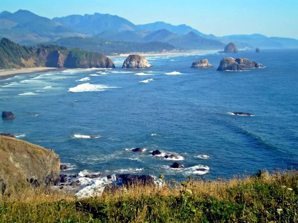 Ecola State Park Beach Camping
