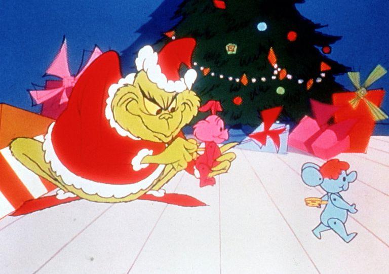 Nine Foot Christmas Tree