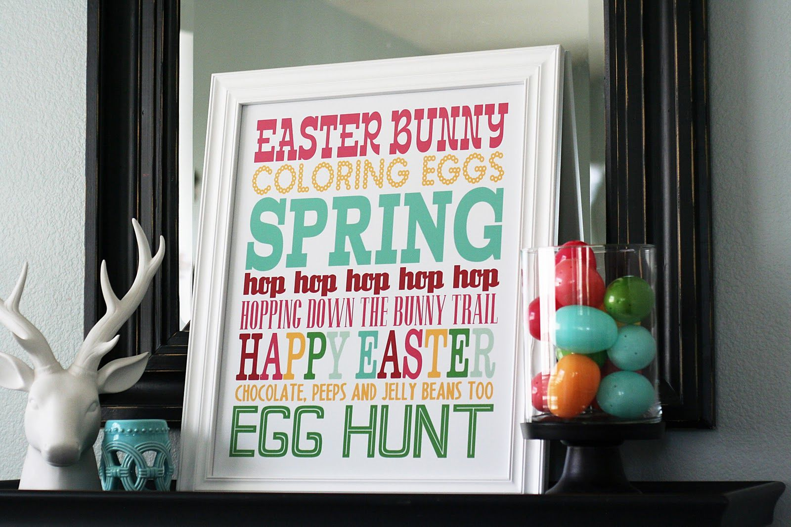 17 free easter printables for your home and kids