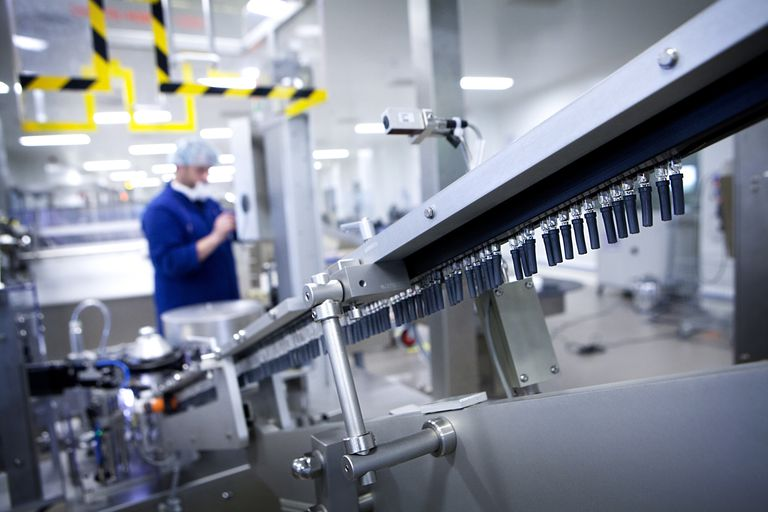 Drug manufacturer
