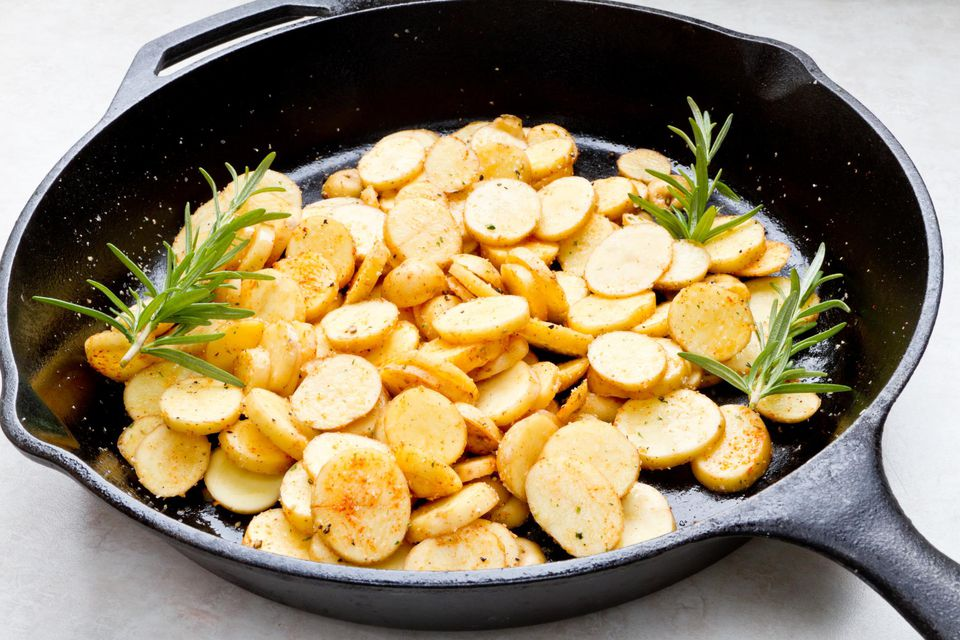 Sliced Chateau Potatoes