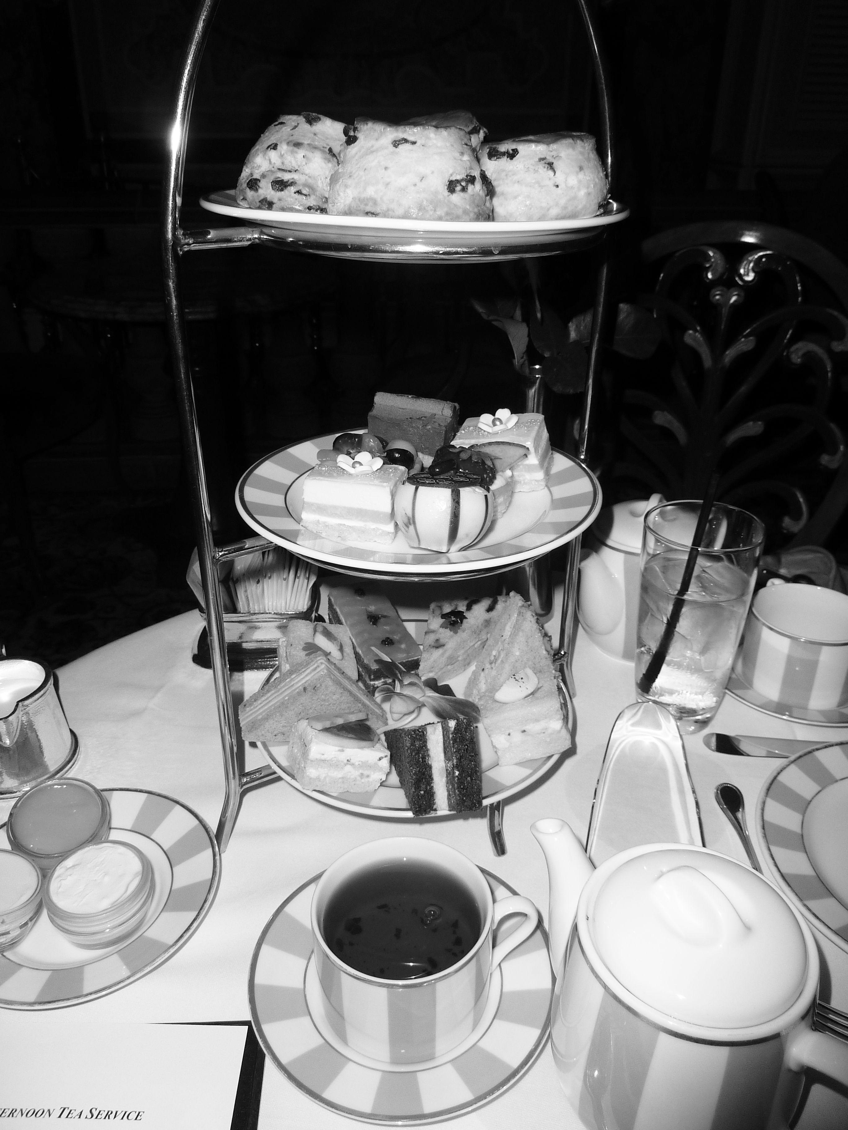 Afternoon Tea In Las Vegas At Bellagio Hotel