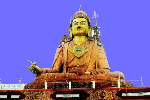 Guru Padmasambhava-Samdruptse Hill-Sikkim