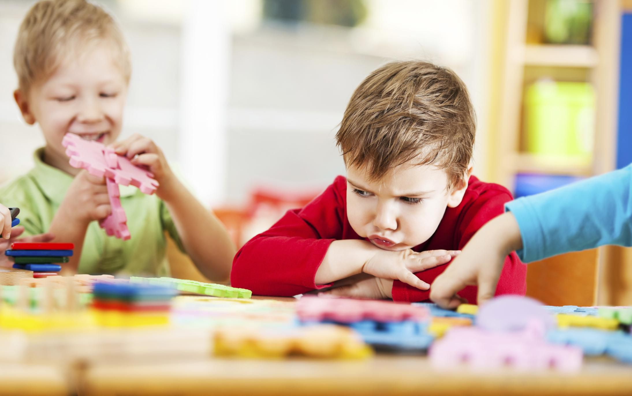 What is the Best Way to Deal with Temper Tantrums?