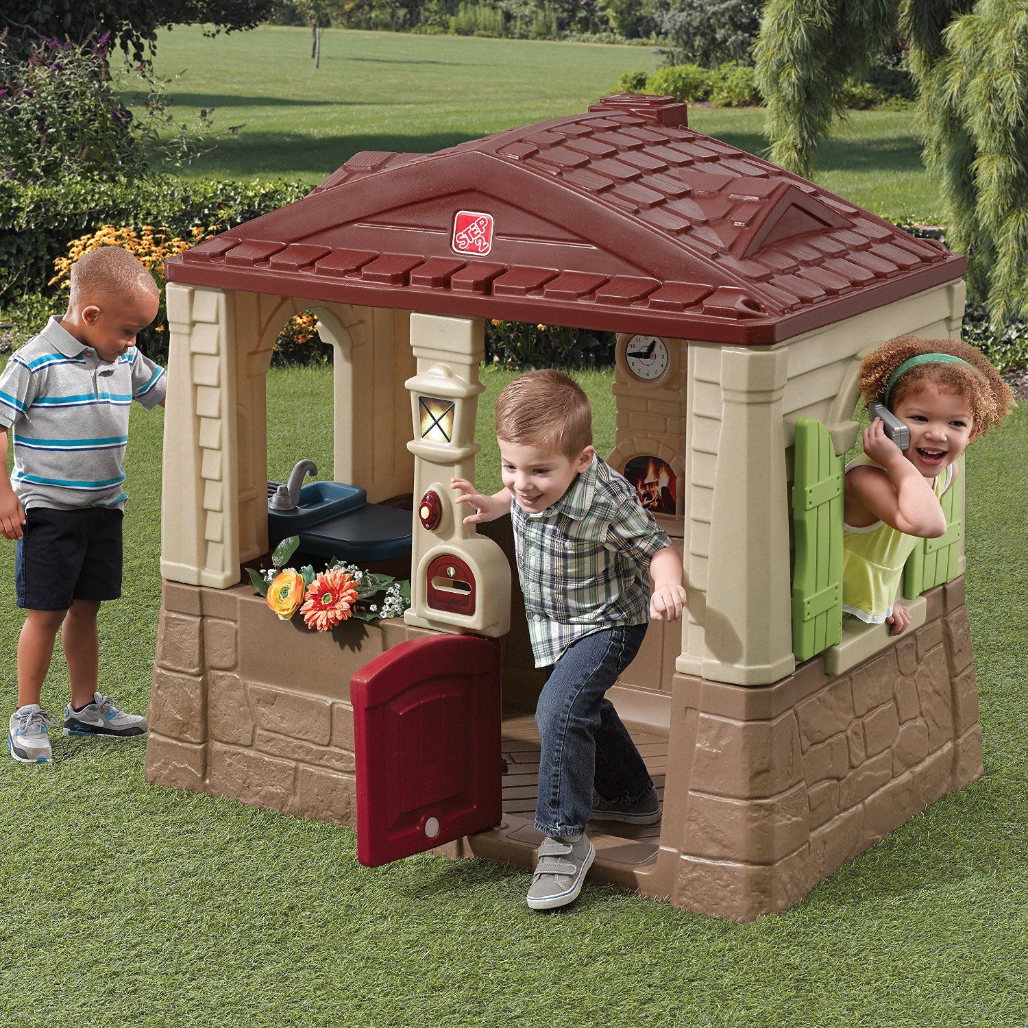 playhouse kits to buy and build on your own