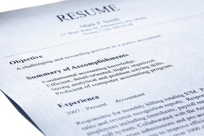 example of resume summary statements