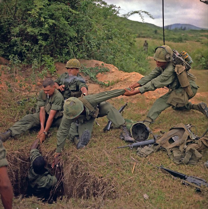 Cu Chi Tunnels - A Brief Background - Tunnel Rats