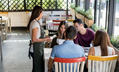 Waiter / Waitress Skills List and Examples