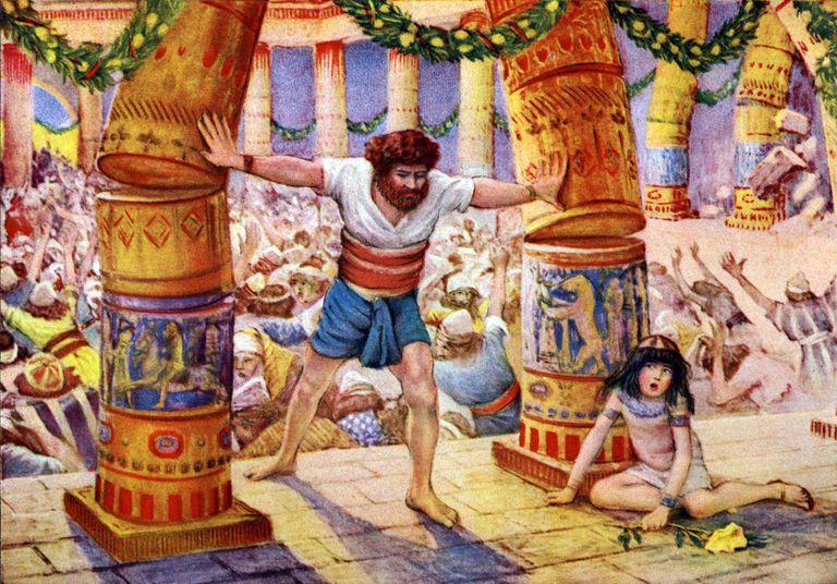 Samson of Judges