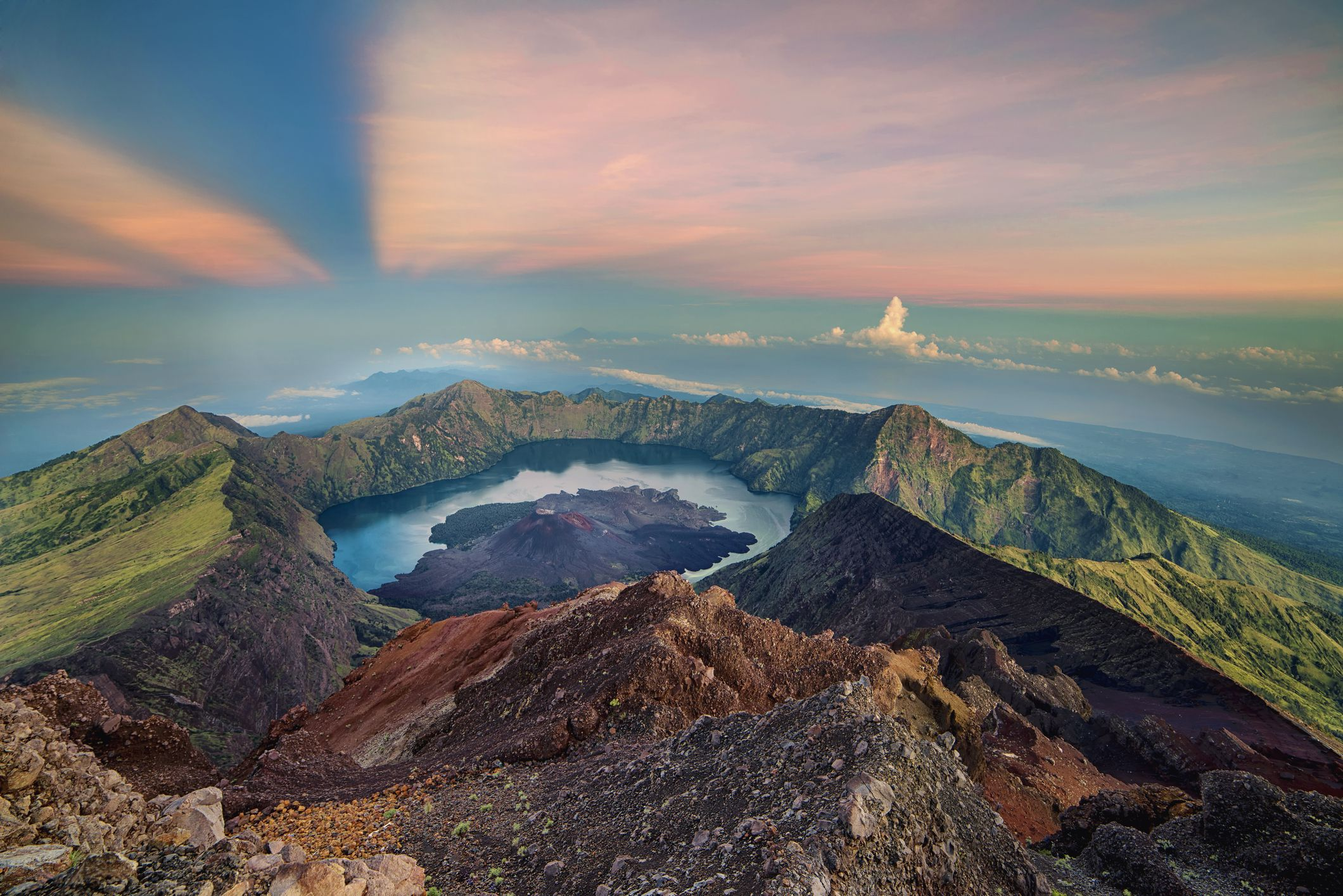 Climbing mount rinjani package lombok island indonesia about us - Climbing Mount Rinjani Package Lombok Island Indonesia About Us 35