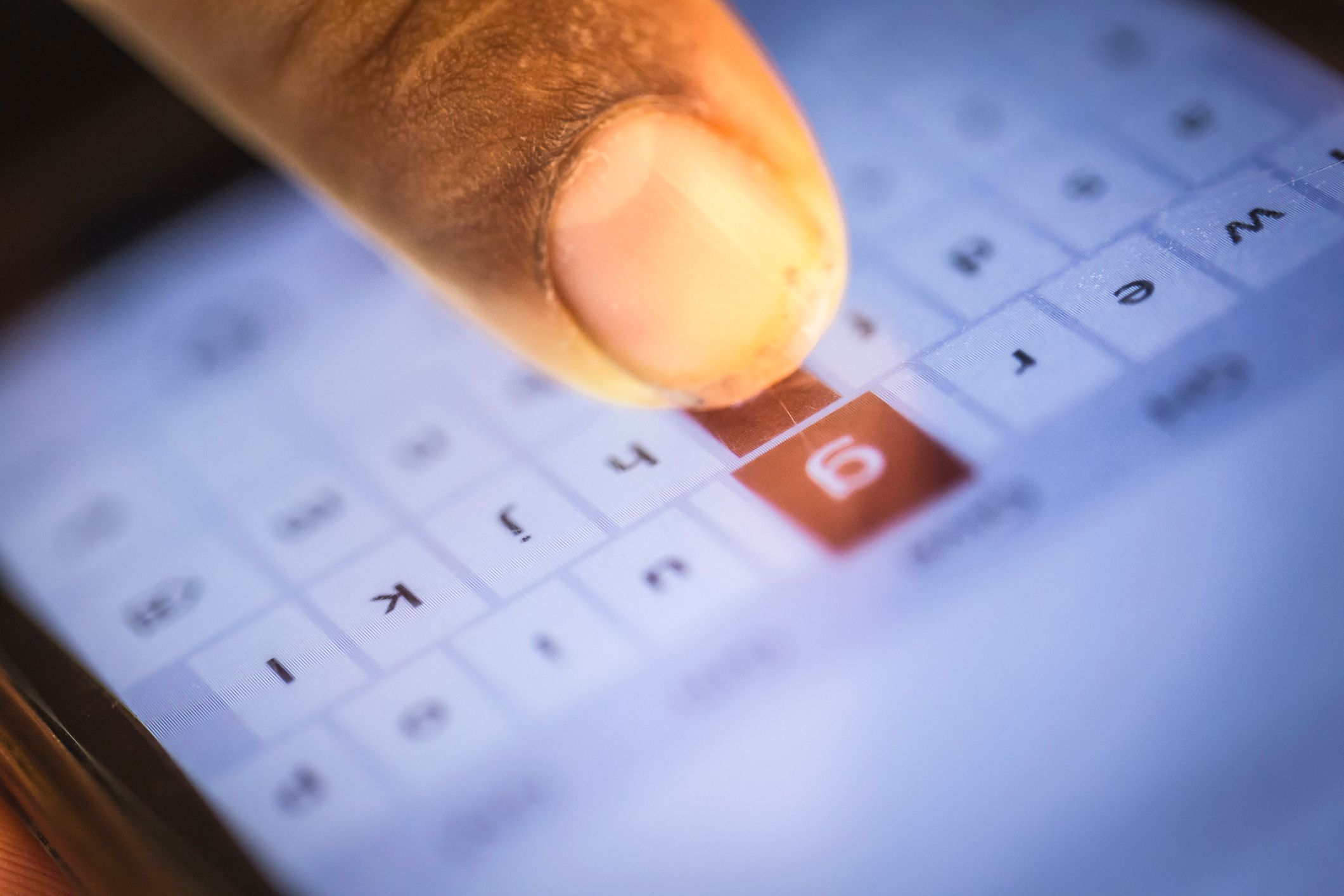 texting email