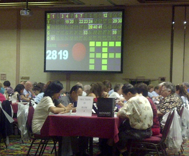 Bingo Blitz Tournament at the Riviera Las Vegas