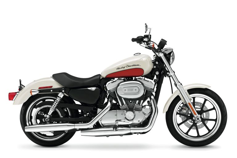 2011 Harley-Davidson Sportster Superlow