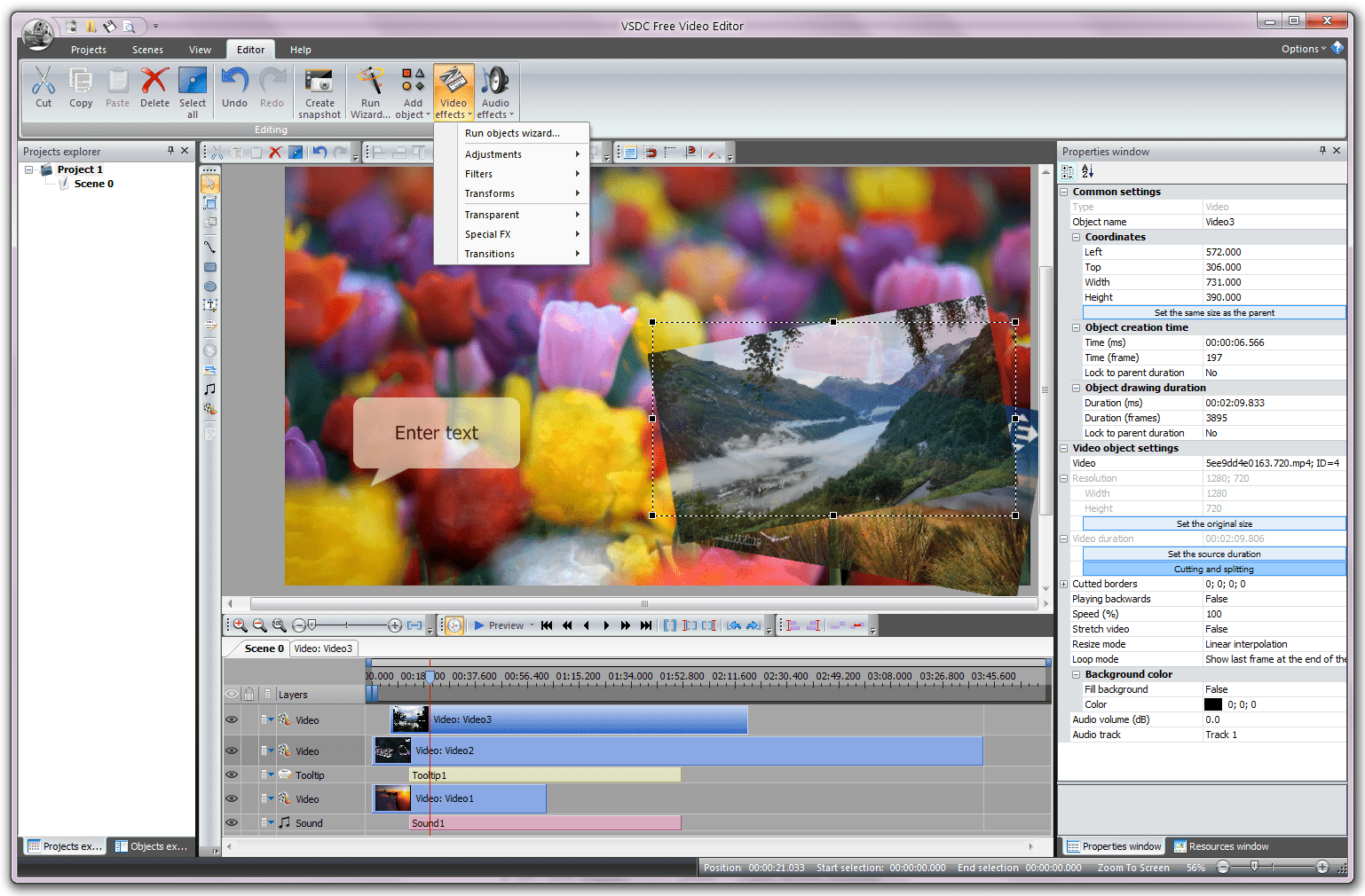 Top 6 Free Video Editing Software Programs
