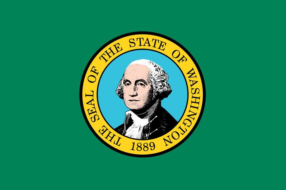 State Flag of Washington