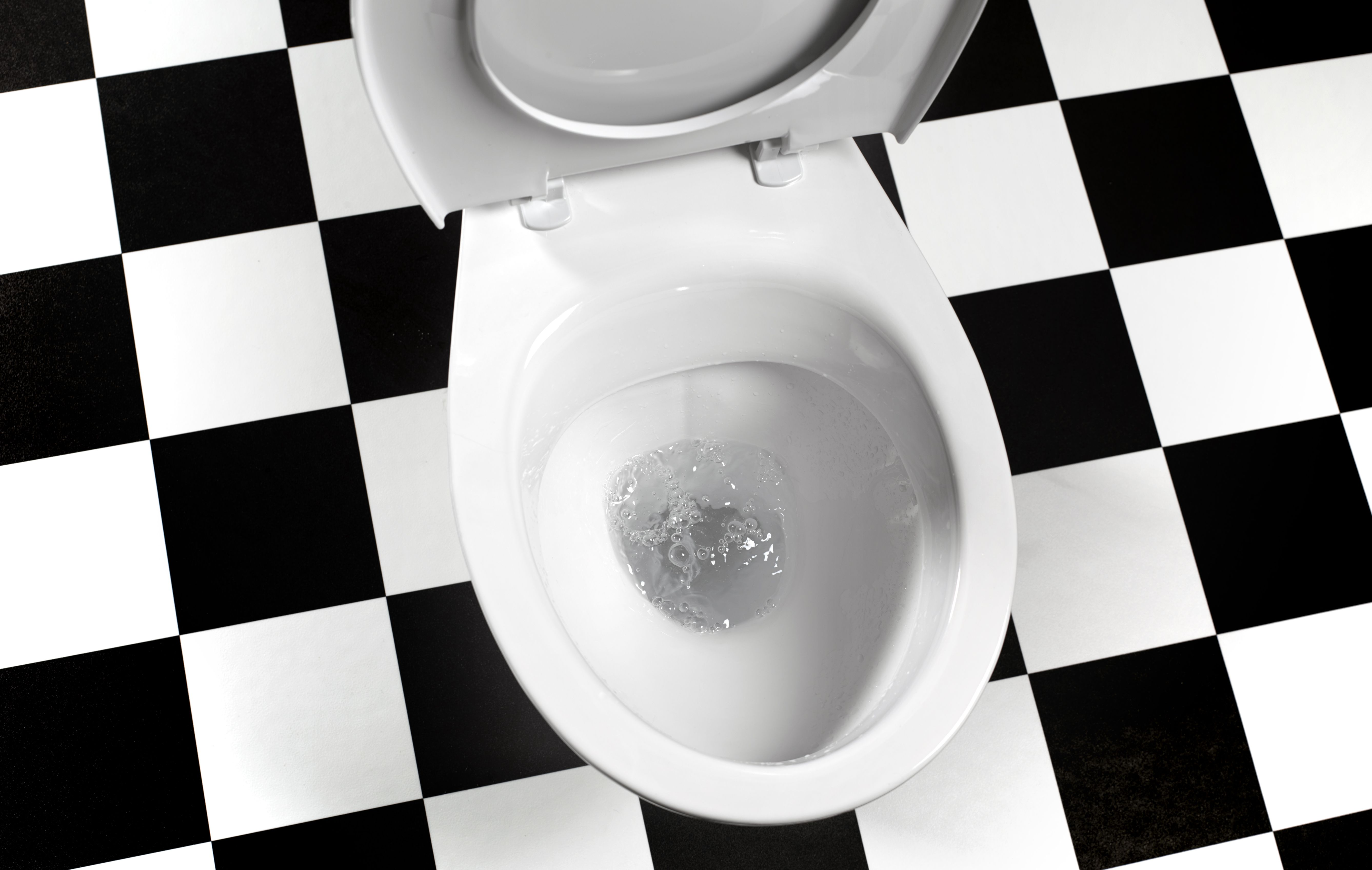 toilet bowl flapper replacement. How to Stop a Running Toilet Replace Flapper