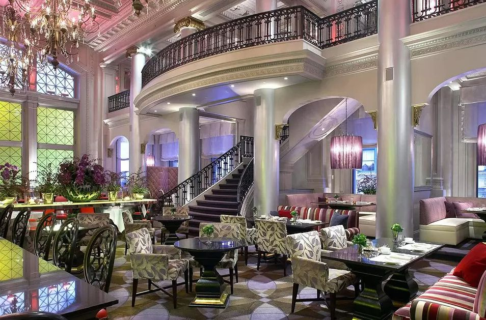 Montreal luxury hotels include these top picks.
