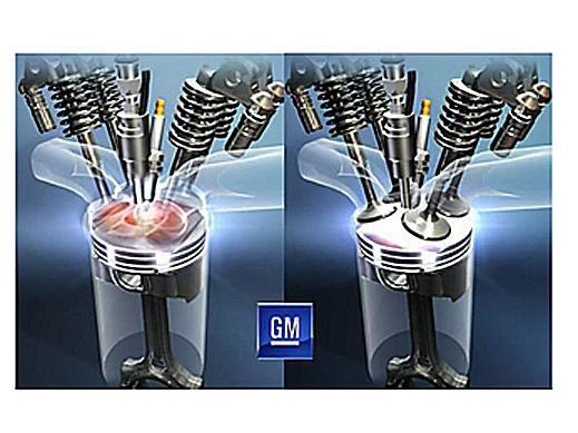 GM HCCI versus Spark ignition