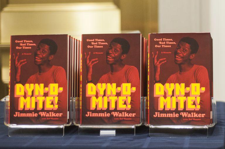 Dyn-O-Mite - actor Jimmie Walker's memoir.