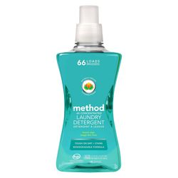 Method Beach Sage 4x Concentrated Laundry Detergent