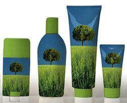 Certified Organic Body Care Packaging