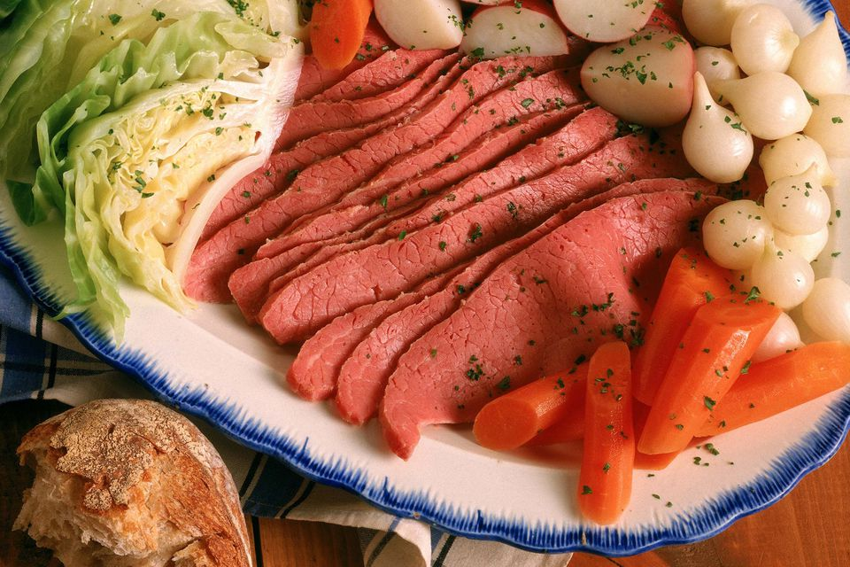Classic Corned Beef Meal