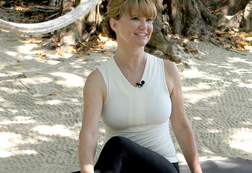 Miranda Esmonde-White is the creator of Classical Stretch and Essentrics.