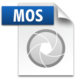Picture of the MOS file icon