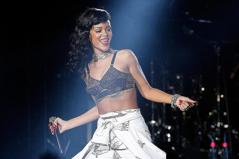 Rihanna Rap Collaborations