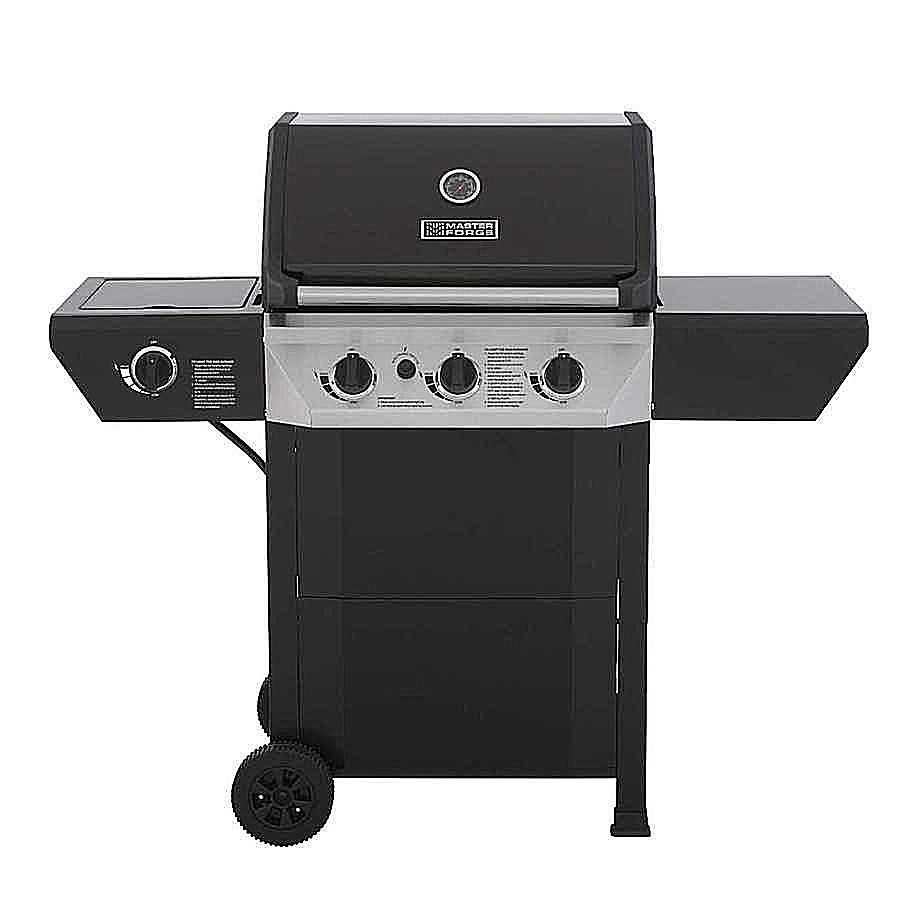 Master Forge 3-Burner Model# GD4215S Gas Grill Review