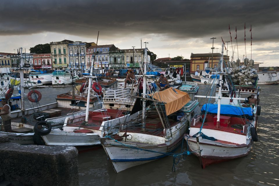 Harbor in the Old City