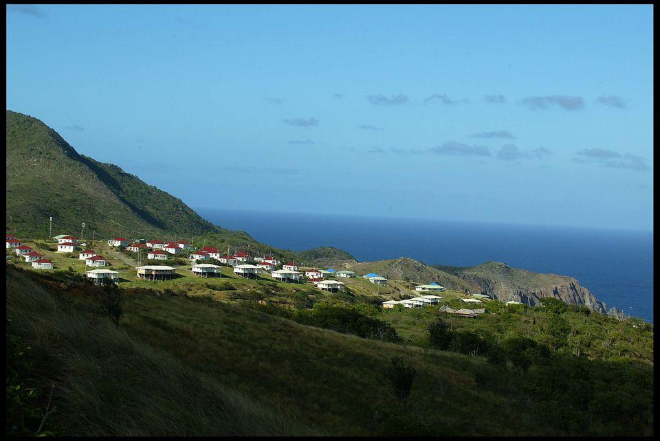 Montserrat - Natural Disasters - Soufriere Hills Volcano