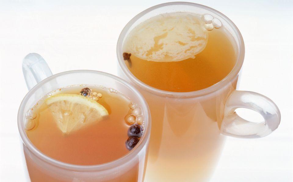 Spiced Apple Juice