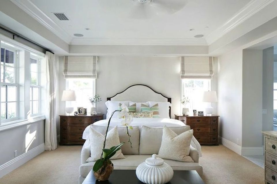 Decorating the Bedroom in Traditional Style