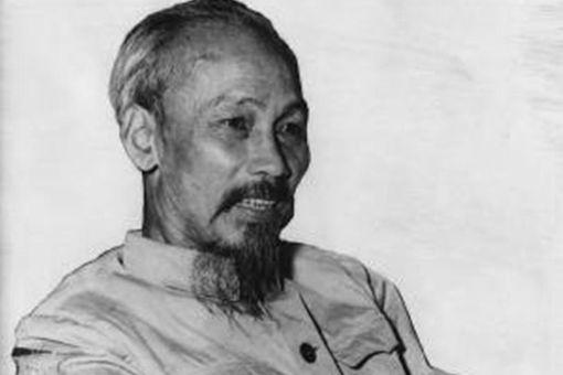 North Vietnamese leader Ho Chi Minh