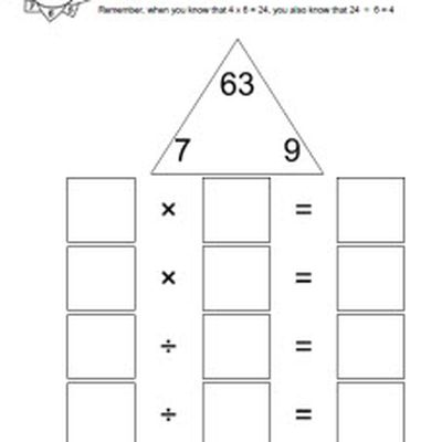 Free First Grade Math Worksheets Printable Word Practice Your Multiplication Skills With Times Tables Worksheets Maths Worksheet For Year 2 with Math 3 Digit Addition Worksheets Fact Family Homes Area Of Irregular Rectangles Worksheet Pdf