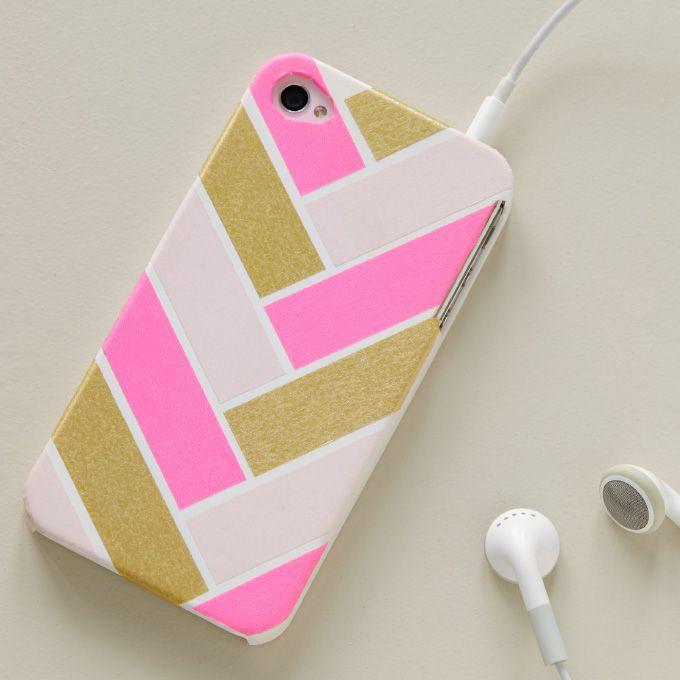 Herringbone Cell Phone Cover