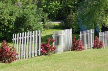 why the landscaping along your fence matters landscaping ideas