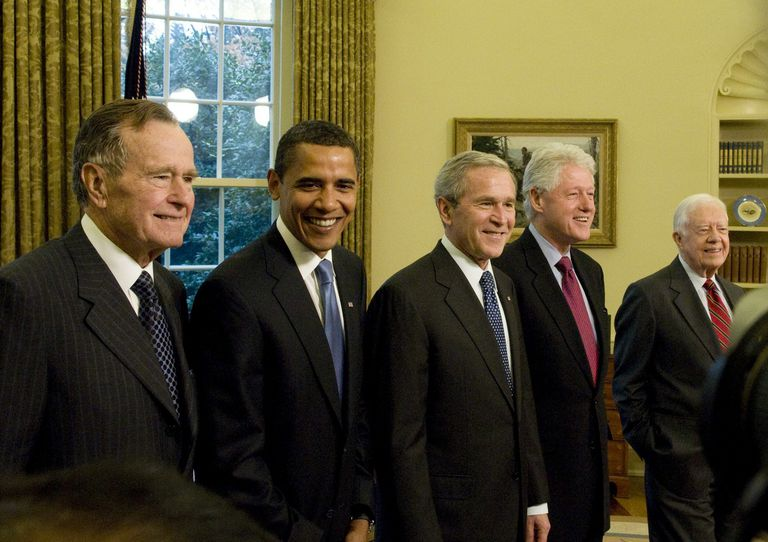 Former US Presdients