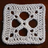 Criss-Cross Granny Square