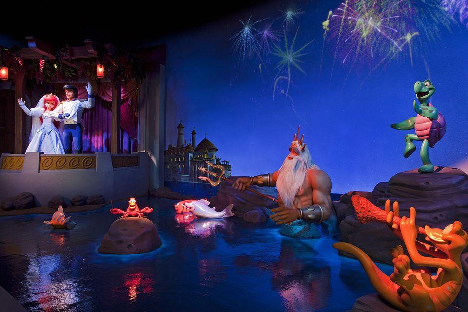 Ariel's Undersea Adventure at California Adventure
