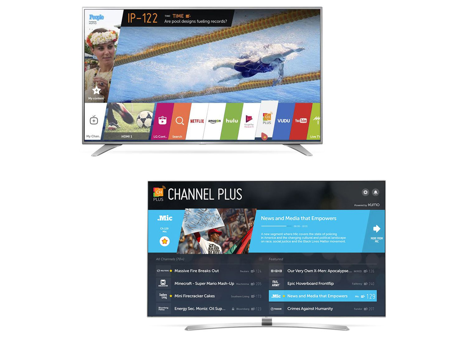 Uncategorized What Is The Best Way To Clean Flat Screen Tv how to clean a flat screen tv lg offers up channel plus for its smart tvs