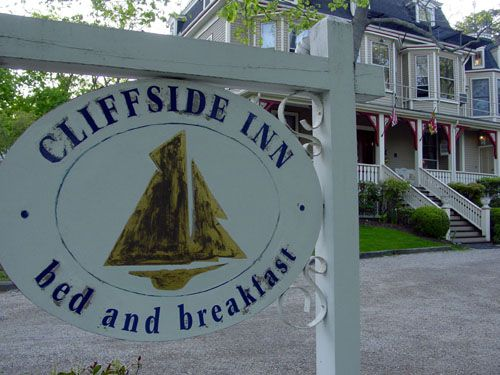Cliffside Inn Newport Rhode Island - B&B on the Newport Cliff Walk