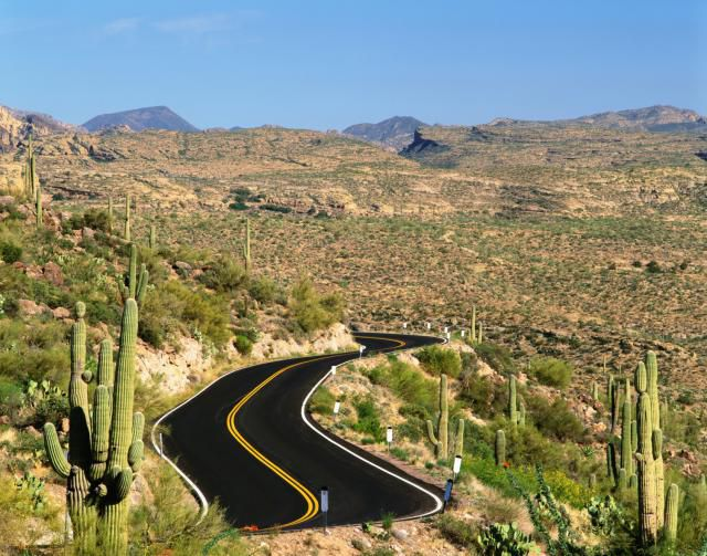 The Apache Trail (the easy part!)