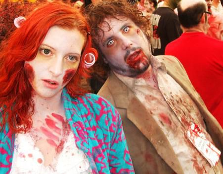 How-To Zombie Makeup