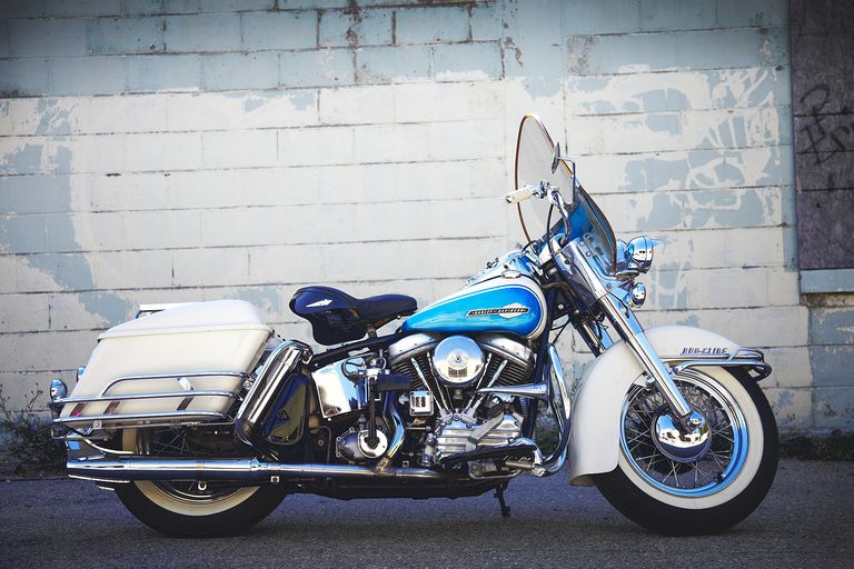 1964 Harley-Davidson