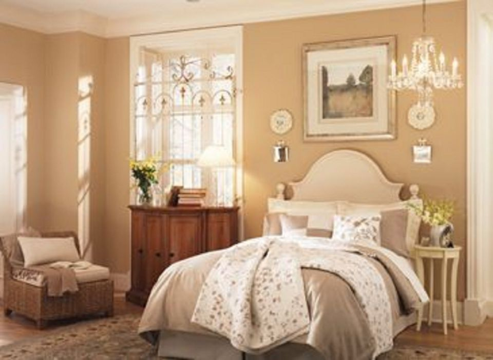 Bar Harbor from Benjamin Moore. The Best Brown Paint Colors for the Bedroom