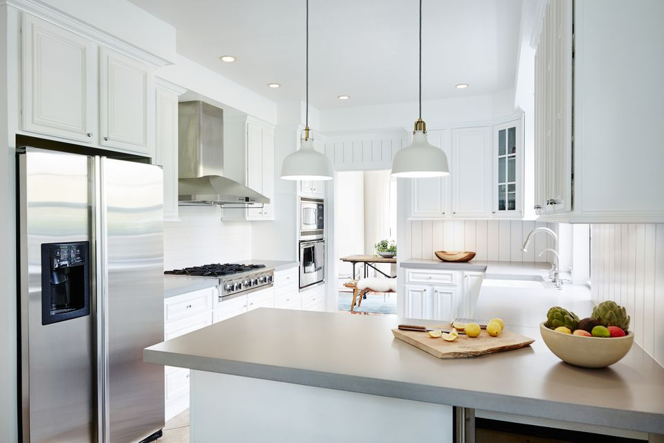How to clean 6 types of stone countertops for How to clean kitchen countertops