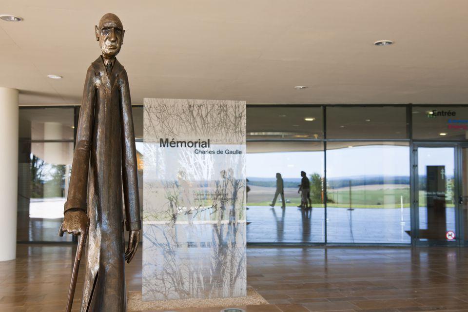De Gaulle Memorial